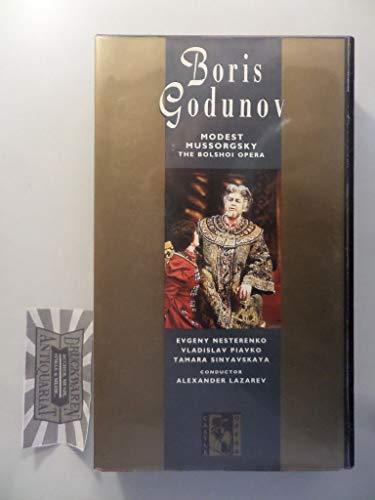 Mussorgsky, Modest - Boris Godunov [VHS]