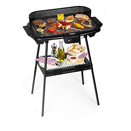 Barbecue lectrique Princess 112247  Avec pied  Grand...