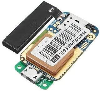 Arduino Compatible SCM & DIY Kits Module Board - KROAK Mini Tracker Positioner Module GPS+AGPS+LBS Locator SOS Alarm Web APP Tracking High Integration PCBA For Kids Children Pets Car