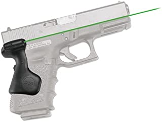 Crimson Trace Lasergrips Sight Grips for Glock Compact Pistols.
