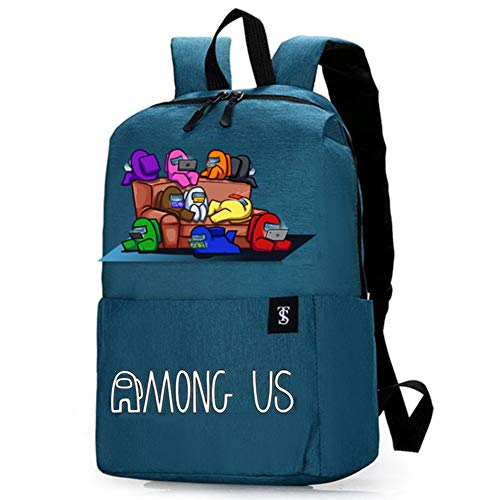 BAIBEI 3D Games Backpack Bags, Game 3D Printing Backpack...