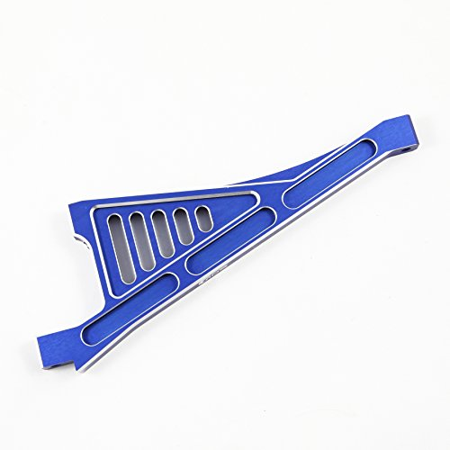 GDS Racing Billet Machined Front Chassis Brace Blue for Losi 5ive-T