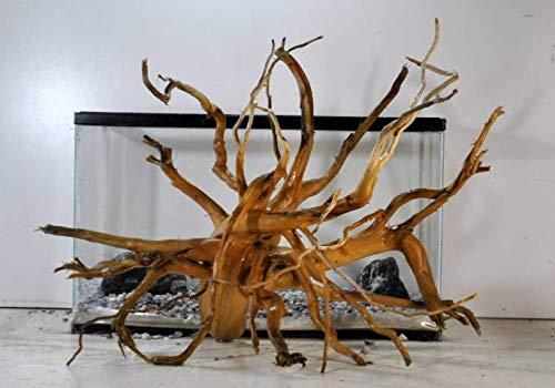 沈水流木 90cm水槽 ゆったりと120cm以上 大型水槽 アクア根流木 水草 ADA ブランチ 淡水魚 海水魚 大型流木 爬虫類 テラリュウム B