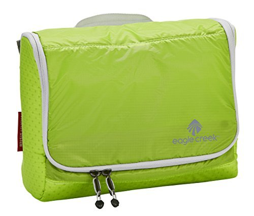 EAC 41240 046 eagle creek Pack-it Specter On Board G Beauty Case, Nylon, Green, 26 cm by Eagle Creek