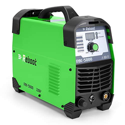 Reboot Plasmaschneide CUT50 IGBT Inverter 220V Clean Cut Schneidemaschine 50 Amp Kontaktschneiden 15mm 3 Jahre Herstellergarantie