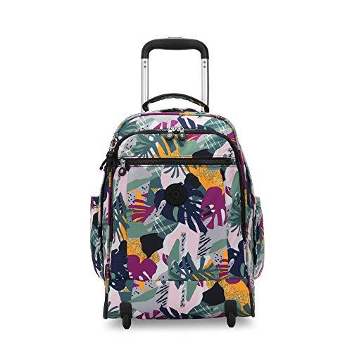 Kipling Gaze Large Rolling Backpack, active Jungle