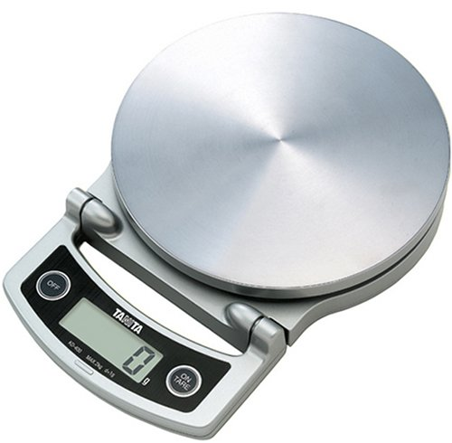 Digital Cooking Scale Tanita Kd-400-sv Silver