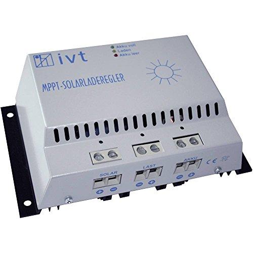 Unbekannt IVT MPPT-Controller Laderegler Serie 12 V, 24V 30A