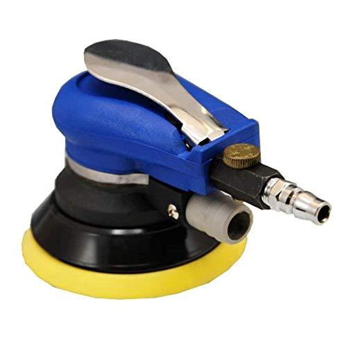 Sutekus Exzenter-Poliermaschine für Autos, Dual Action Poliermaschine, 12,7 cm, zufällige Luftbewegungsschleifmaschine