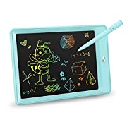 #LightningDeal KOKODI LCD Writing Tablet, 10 Inch Toddler Doodle Board Drawing Tablet, Erasable Reusable Electronic Drawing Pads, Educational and Learning Toy for 3-6 Years Old Boy and Girls