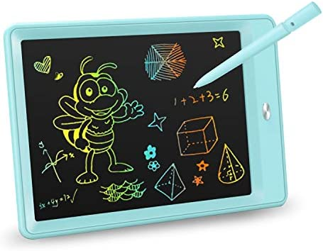 KOKODI LCD Writing Tablet 10 Inch Colorful Toddler Doodle Board Drawing Tablet Erasable Reusable product image