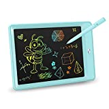 KOKODI LCD Writing Tablet, 10 Inch Colorful Toddler Doodle Board Drawing Tablet, Erasable Reusable...