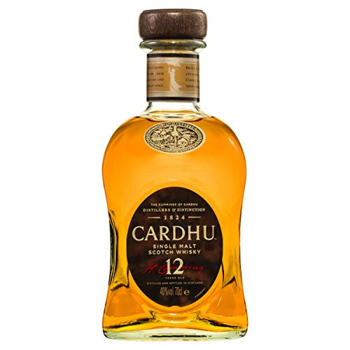 Cardhu 12 Jahre Single Malt Scotch Whisky (1 x 0.7 l)