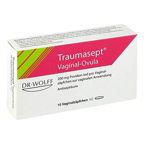 TRAUMASEPT Ovula 10 St