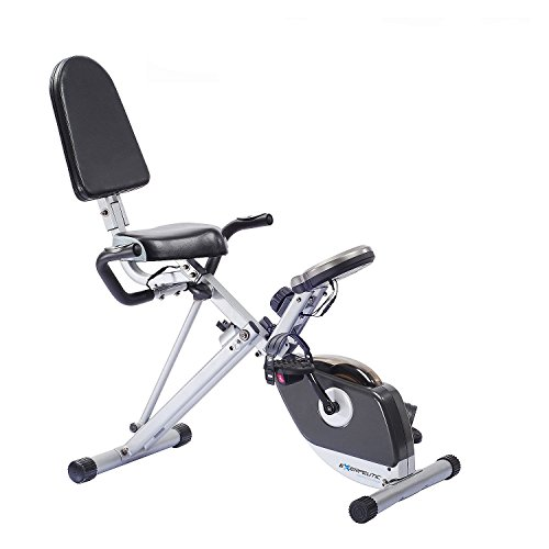 Exerpeutic 300SR Recumbent Bike by MegaDeal