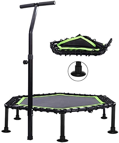 Equipo de reducción de la Cuerda elástica de la Alfombra de trampolín Interior para 48 niños para Uso doméstico Cama Bungee Saltando trampolín Plegable-Estilo1