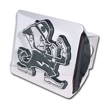 NCAA Notre Dame Fighting Irish Automotive Hitch Cover