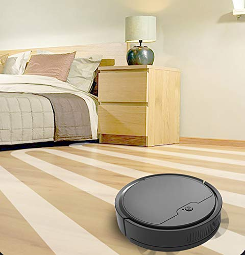 Buy Bargain Robot Vacuum Cleaner, Smart Robot Sweeping with Strong Suction, Robotic Vacuum Cleaner a...