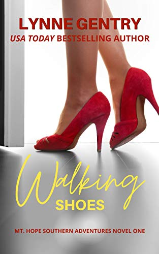 Walking Shoes (Mt. Hope Southern Adventures Book 1) (English Edition)