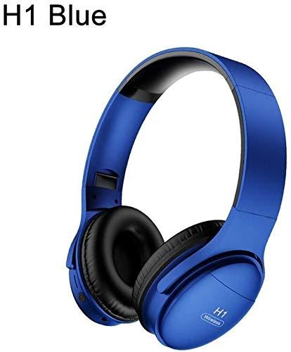 Chunjiao Flexibele lichtgewicht Bluetooth koptelefoon, koptelefoon Bluetooth Wireless, Wireless Headset Bluetooth, for Stereo In-ear Noise Cancelling hoofdtelefoon Games Firm Fit Wear Zonder Feeling M