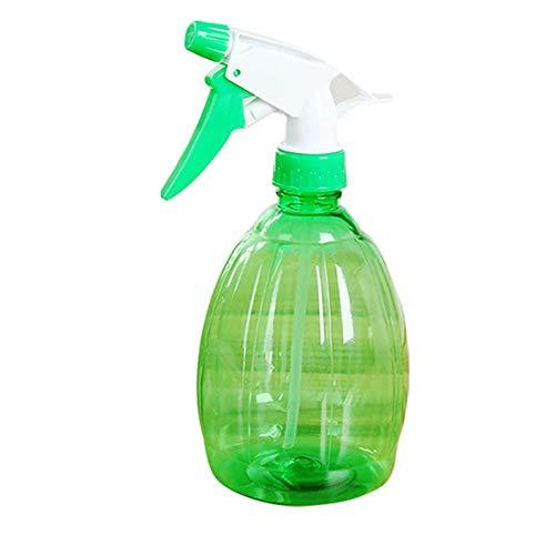 5 stuks Grote Maat Lege Spray fles, 600ml navulbare Spuitbus Leak Proof Duurzaam trekkerspuitbus (Color : Green)