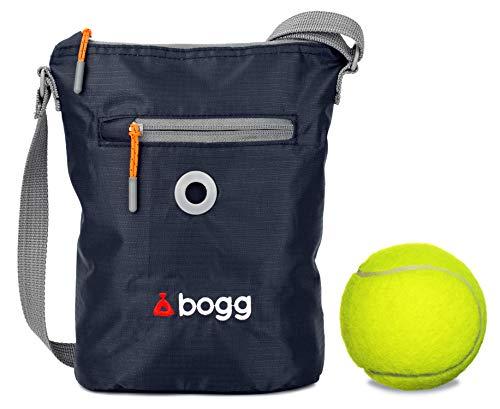Bogg - Ein All-in-One-Hundekotbeutelspender und Abfallbehälter. Regendicht, leicht und klappbar. Taschen. Halter. (Grau)