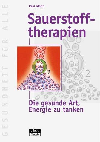 Sauerstofftherapien: Die gesunde Art, Energie zu tanken