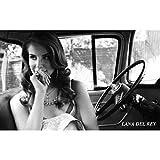 Lana Del Rey Car Poster Drucken (60,96 x 91,44 cm)