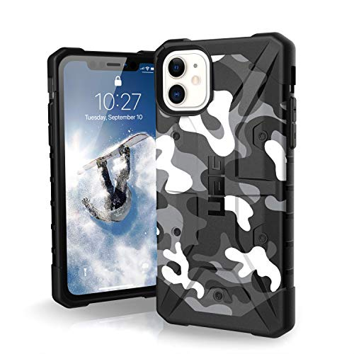 UAG Designed for iPhone 11 [6.1-inch Screen] Pathfinder SE Feather-Light Rugged [Arctic Camo] Military Drop Tested iPhone Case