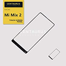 CENTAURUS Replacement for Xiaomi Mi Mix 2 Front Outer Touch Screen Lens Glass (NO Cable) Compatible with Xiaomi Mi Mix 2 / Mix2 5.99-inch