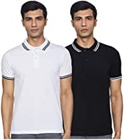 Men's Polos starting AED 21