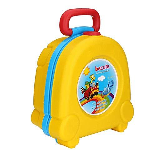 Per Portable Voyage Pot D'urgence Toilette Urinoir Siège De Toilette Enfants Formation Potty Pour Garçons Filles Camping Voiture Voyage