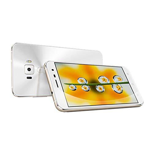 {エイスース ZenFone 3(5.5インチ) パールホワイト ZE552KL-WH64S4}