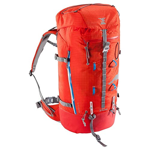 SIMOND Zaino Alpinismo 70 Litri - Makalu 45/70 Red