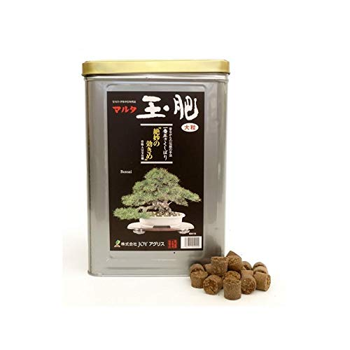 Abono orgánico Joy Tamahi grano grueso 500 g