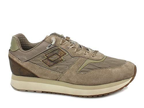 LOTTO Slice Padded Grey Taupe T7435