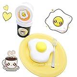 Breakfast Slime DIY Clay Kit Coffee &...