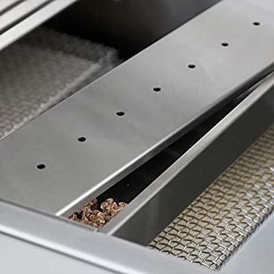 Solaire Stainless Steel Wood Chip Smoker for AGBQ-27 Grills