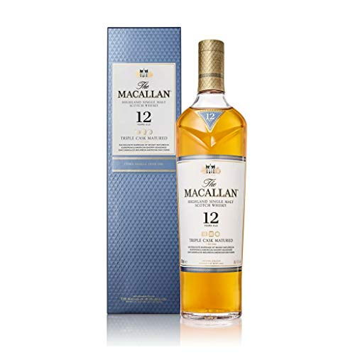 Macallan 12 Years Old Triple Cask Single Malt Whisky (1 x 0.7 l)