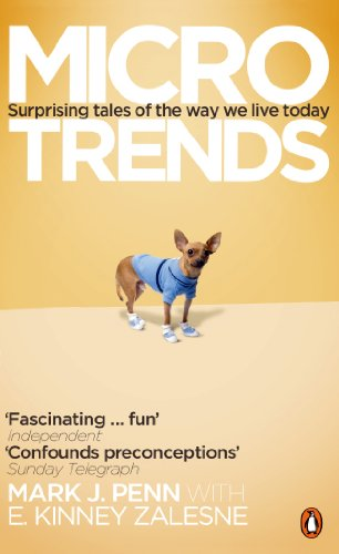 Microtrends: Surprising Tales of the way We Live Today (English Edition)
