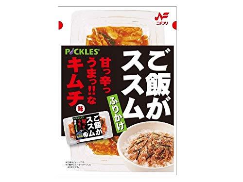 ニチフリ食品 ご飯がススムキムチ味ふりかけ 20g ×10個