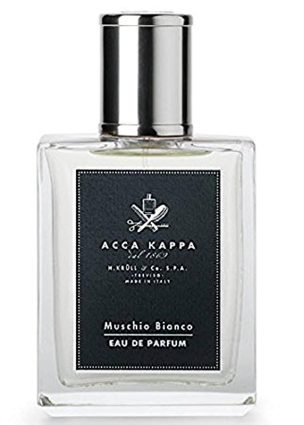 代わりにを立てる数学強度アッカカッパ ACCA KAPPA ホワイトモス オードパルファン ユニセックス 50ml [並行輸入品]