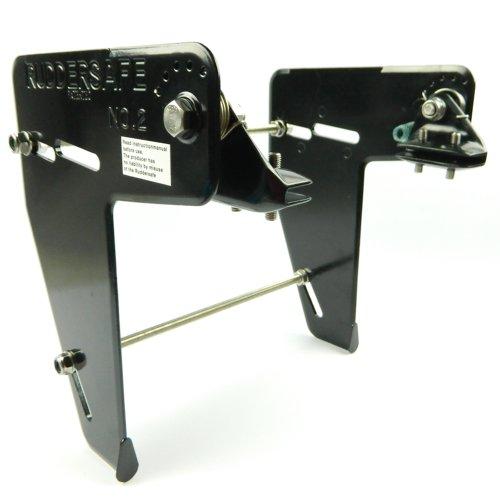 wellenshop Ruddersafe Stabilisator Kursstabilisator für Boote ab 8,50m bis 15m Hydrofoil Doppel-Ruder Außenborder Z-Antrieb