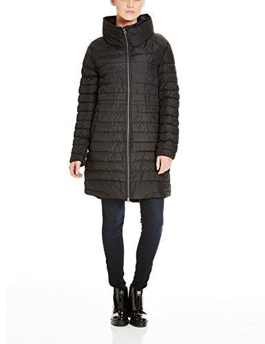 Bench Damen Steppjacke Mantel SUCCINCT, Gr. 42 (Herstellergröße: XL), Schwarz (Black BK014)