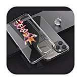 Coque transparente pour iPhone Samsung A S 11 12 6 7 8 9 30 Pro X Max XR Plus lite-a8-iPhone 12 mini...