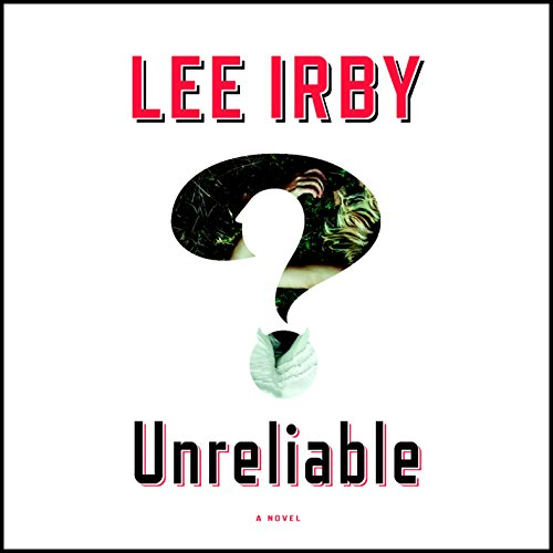 Unreliable audiobook cover art