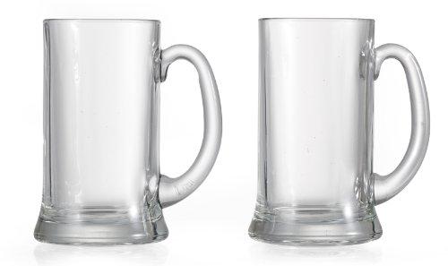 Ritzenhoff & Breker Bierseidel-Set 0.5 Liter Windows, 2-teilig
