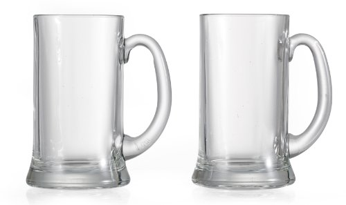 Ritzenhoff & Breker Bierseidel-Set 0.5 Liter Windows, 2-teilig