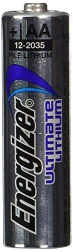 Energizer Ultimate Lithium AA Batteries, World's...