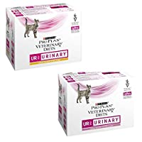 DIETETIC and complete formula for adult cats. Made with high quality ingredients and formulated to help reduce the risk of urinary stone formation. Promotes increased urine volume to dilute urine. DELICIOUS wet food is perfect for daily feeding. Help...